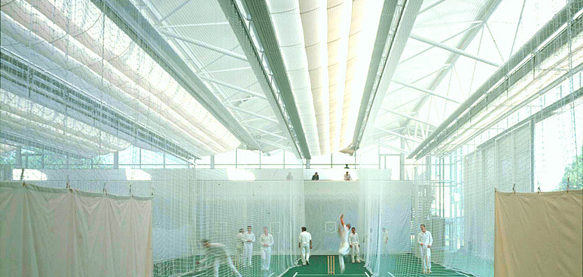 Indoor School at Lord's