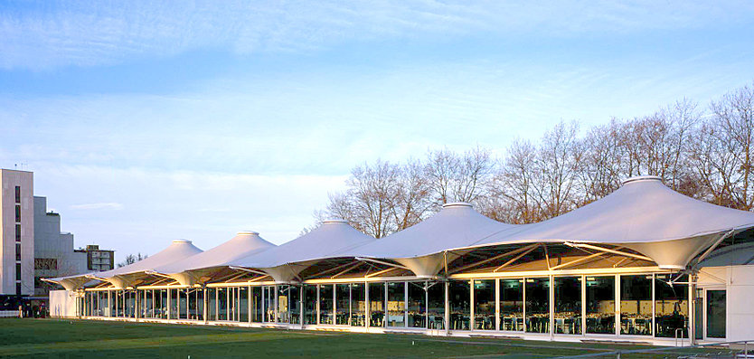 Nursery Pavilion Lord S Projects David Morley Architects