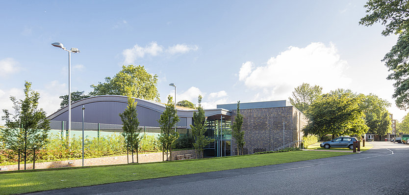 The Hurlingham Club Racquet Centre Projects David